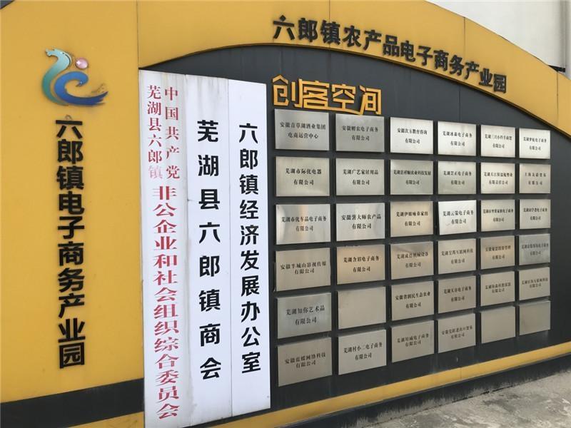 芜湖县电商助力拓展脱贫新路径